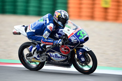 Hasil Lengkap Kualifikasi Moto3 Assen, Belanda 2015