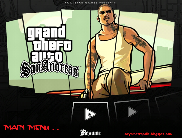 bermain gta di android