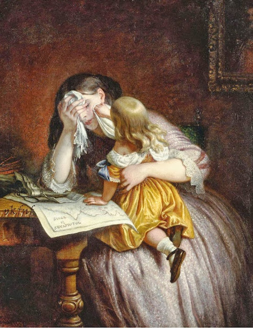 charles west cope,victorian painting,victorian era