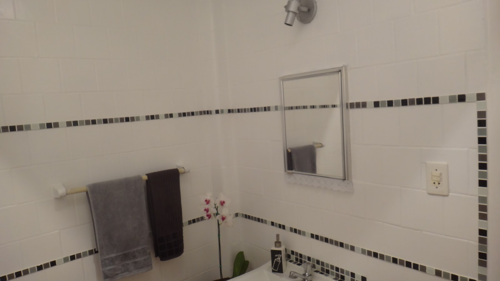 Meu banheiro decorado! #746757 1600 900
