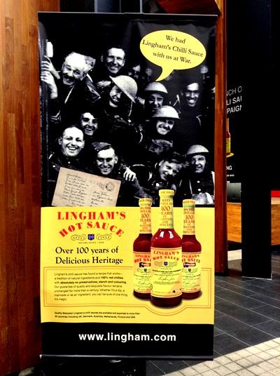 lingham's chilli sauce