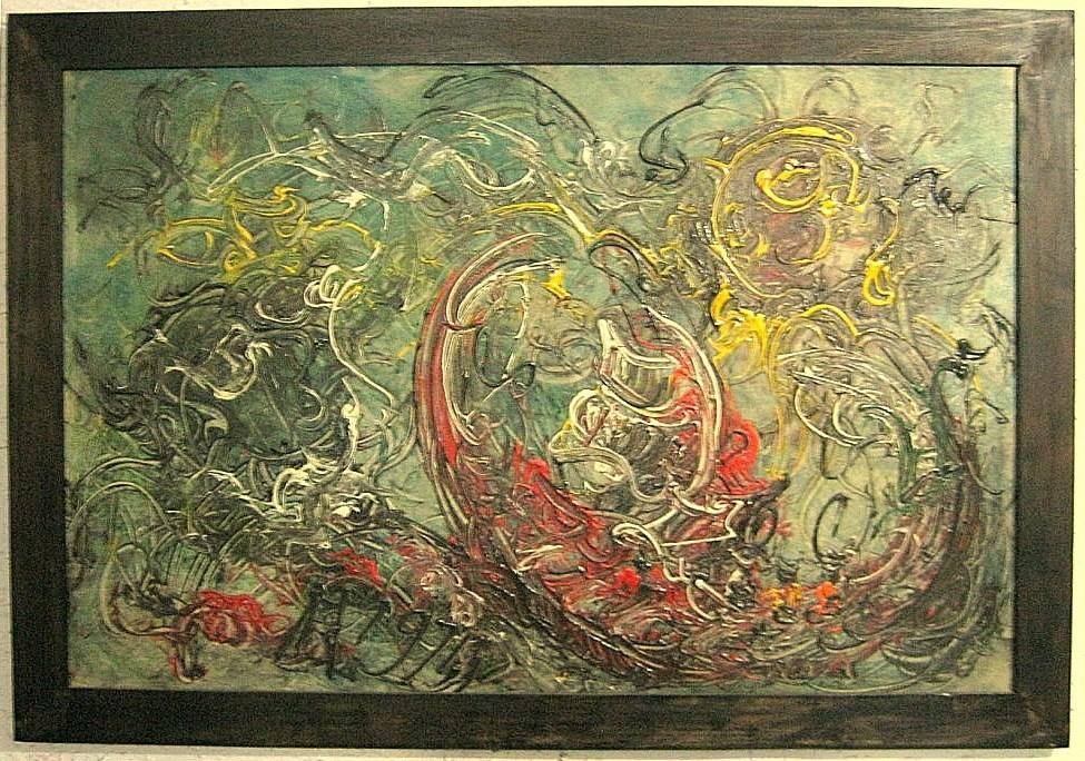 """Dunia Lukisan JAVADESINDO Art Gallery: >> """" PERAHU DAN"""