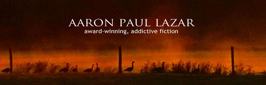 Aaron Paul Lazar