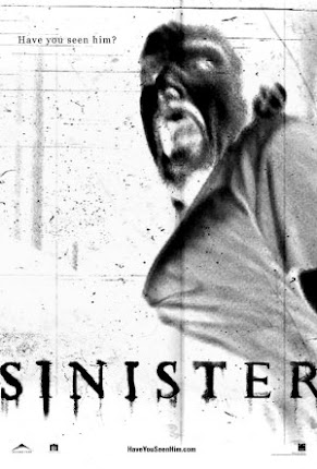 'SINISTER' DVD NOW AVAILABLE