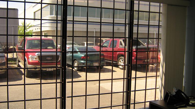 Counter Security Metal Door Window Security Door Security Bar - Security bars for patio doors