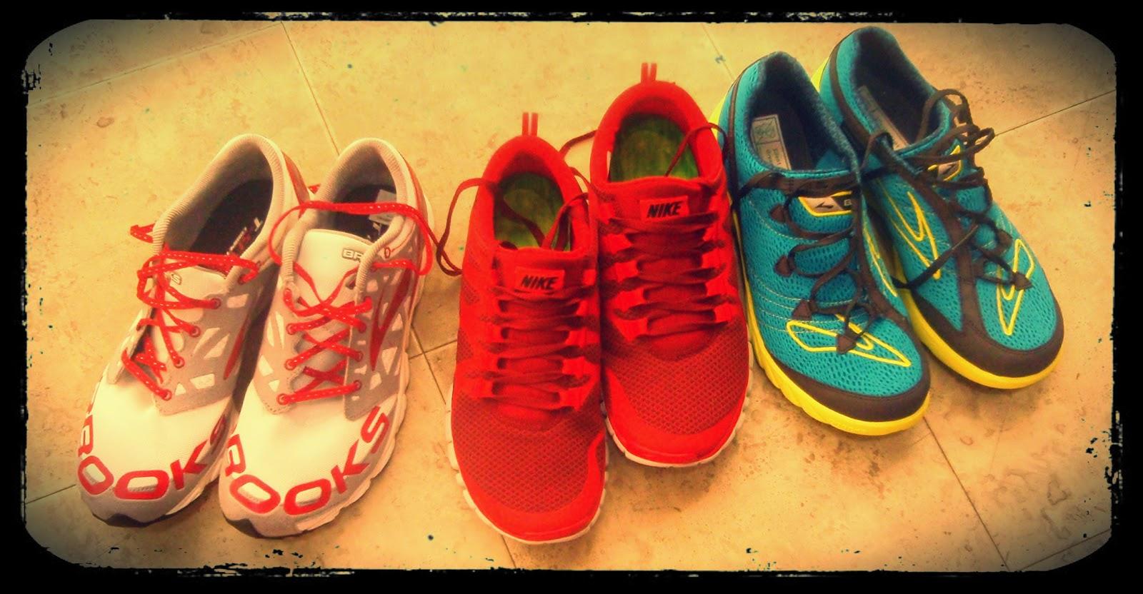 Sweatshop Free Running Shoes