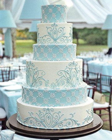 Wedding Cake - Julie Blanner