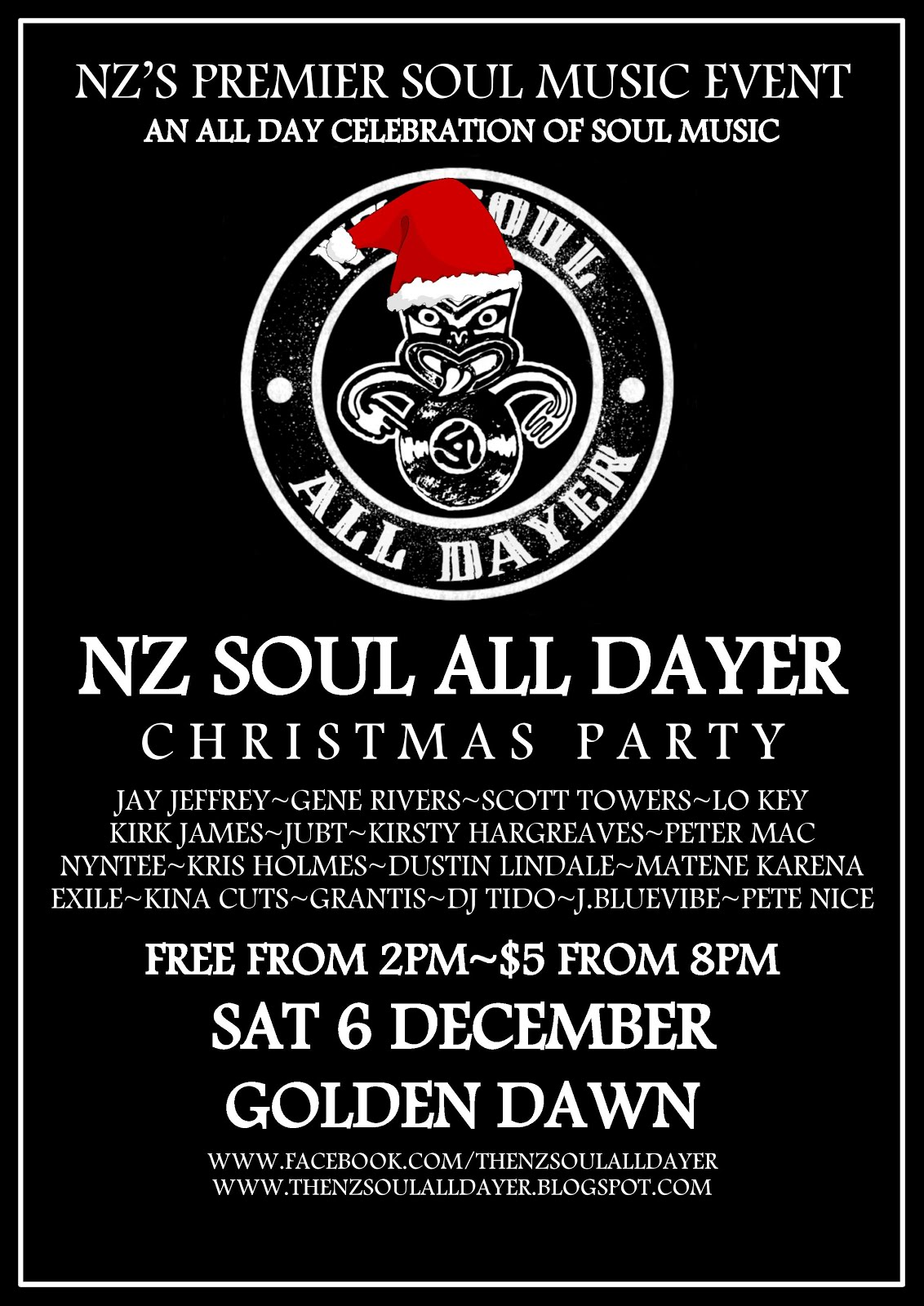 NZ Soul All Dayer #6