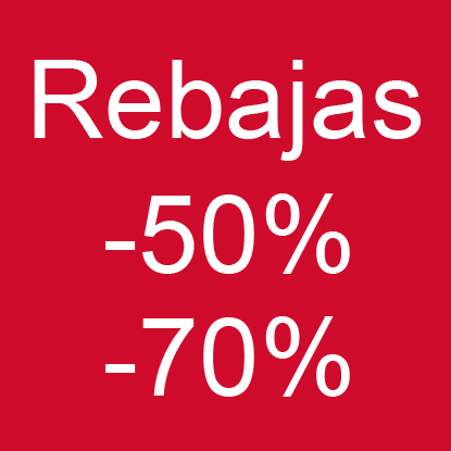 rebajas invierno 2012