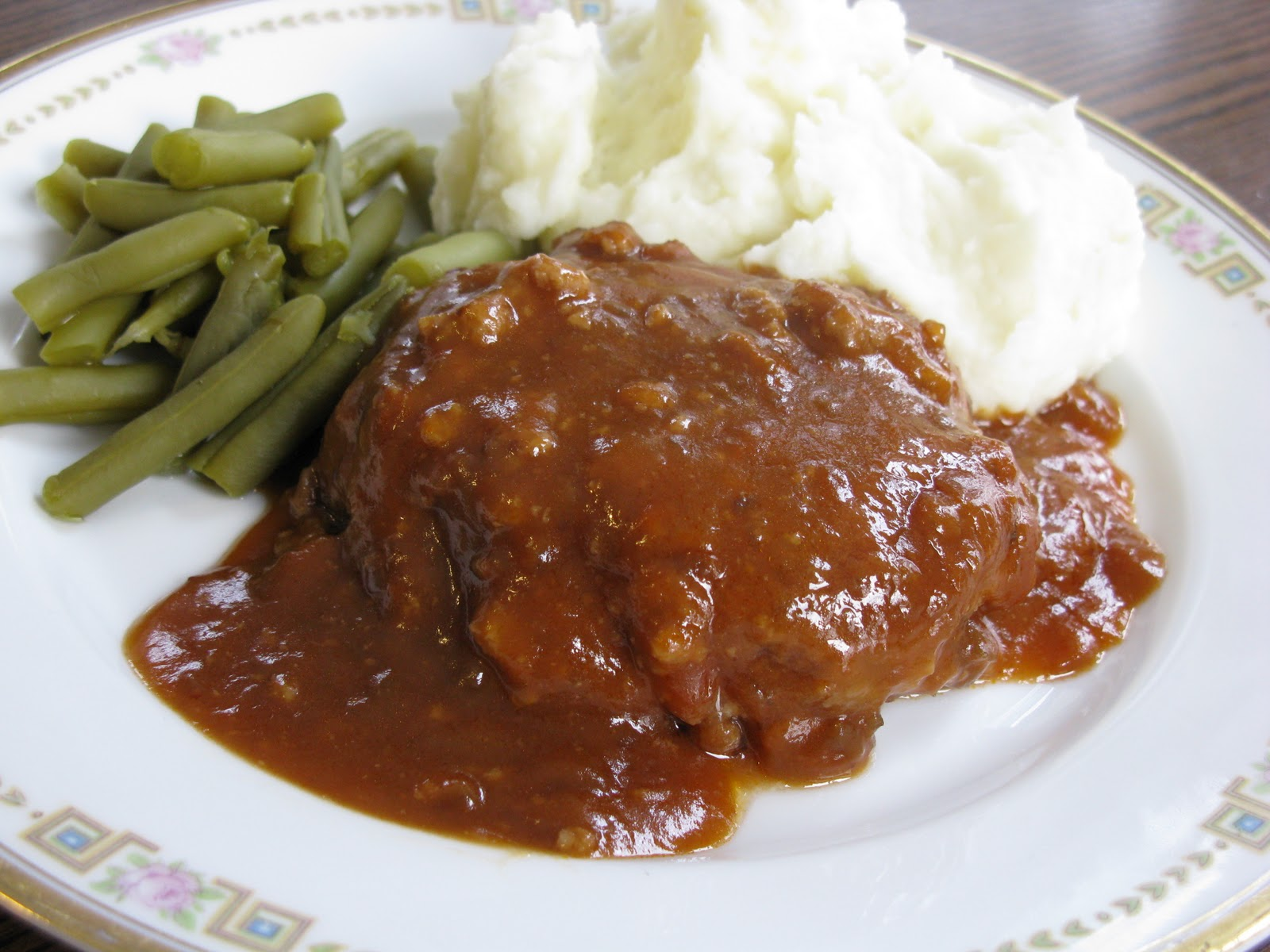 Soul Food Salisbury Steak Recipe