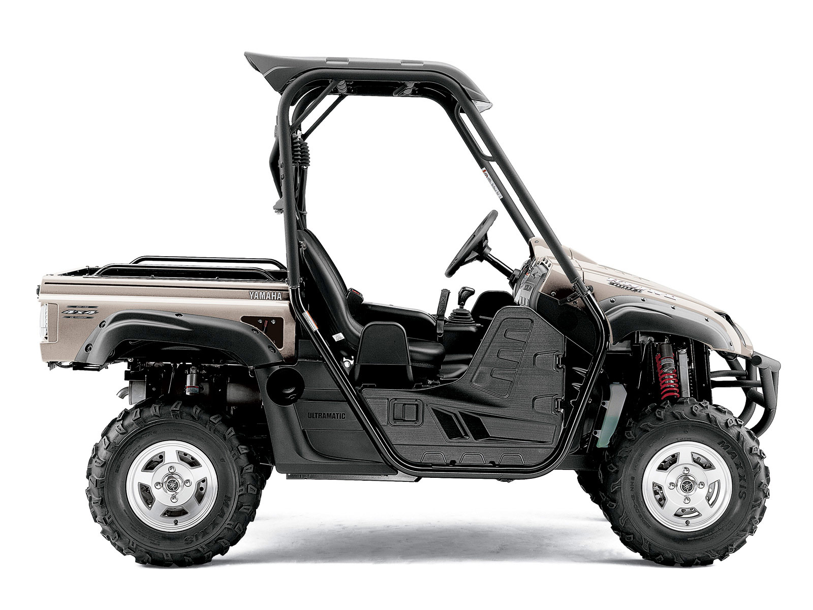 2012 yamaha rhino 700 fi auto 4x4 sport edition deluxe review. Black Bedroom Furniture Sets. Home Design Ideas