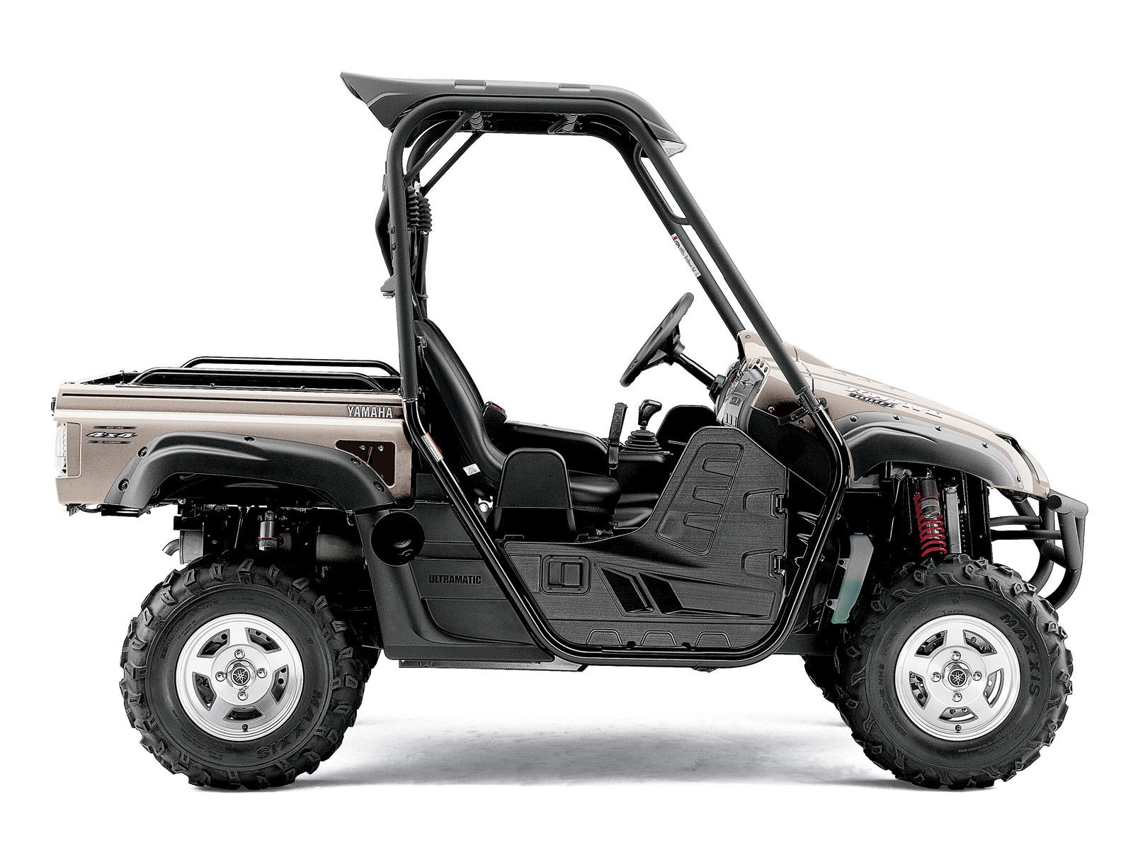 Rhino 700 FI Auto 4x4 Sport Edition Deluxe 2012 Yamaha ATV