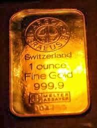Gold Ounce Prince