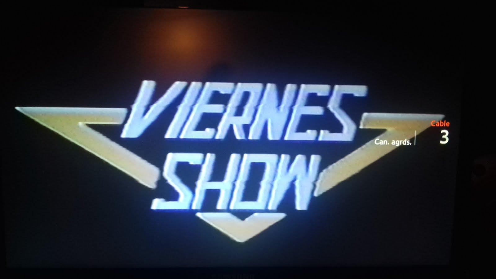 Viernes Show con Jaime Galo