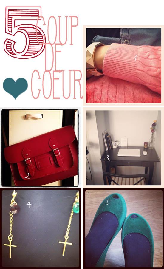 Coup de Coeur #1 ♥