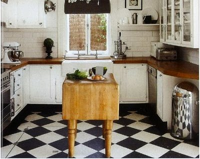 two men and a little farm: checkerboard floor decision