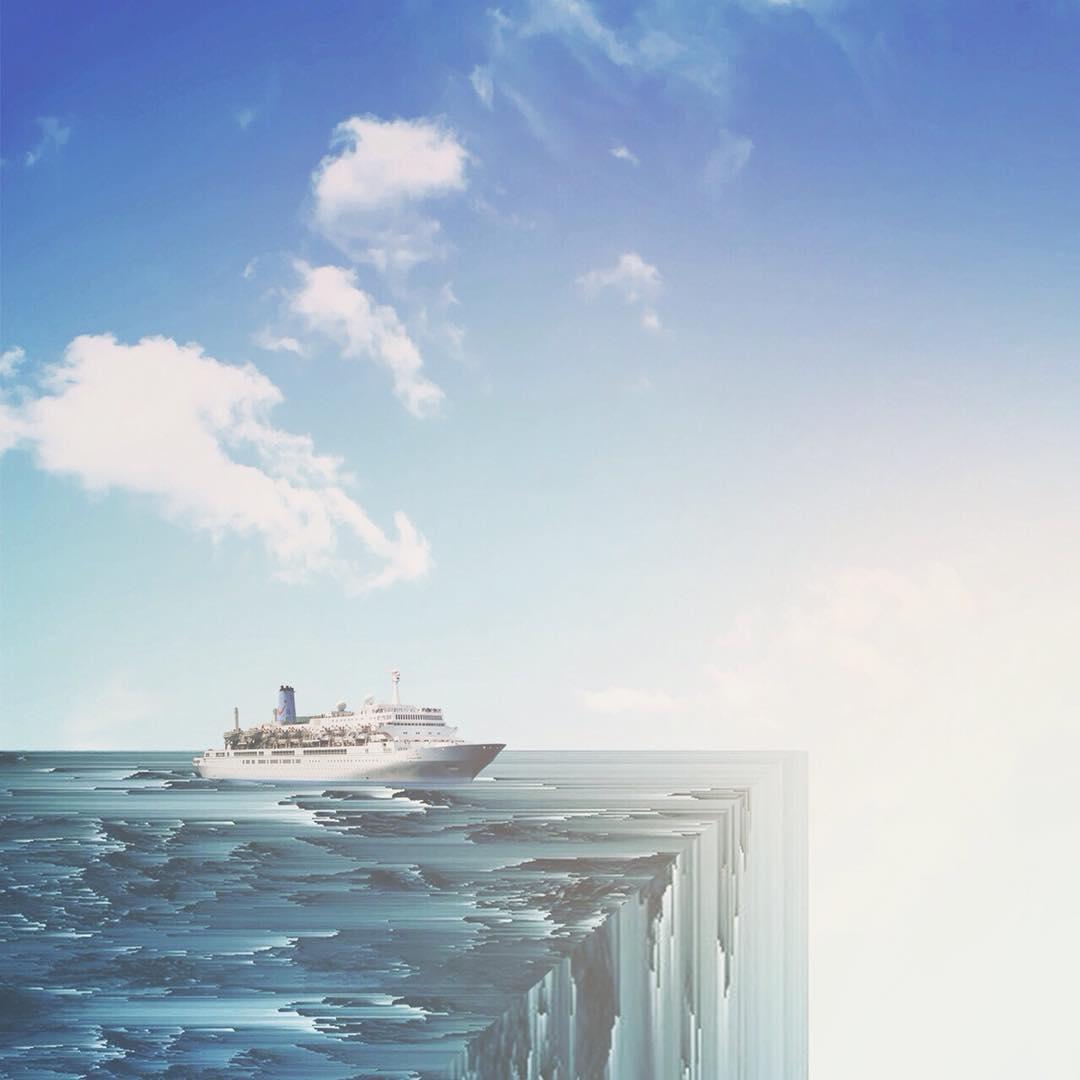 14-Abandon-Ship-Jati-Putra-Pratama-Creating-Surreal-Worlds-with-Photo-Manipulation-www-designstack-co