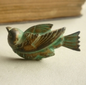 Ugly Bird Brooch