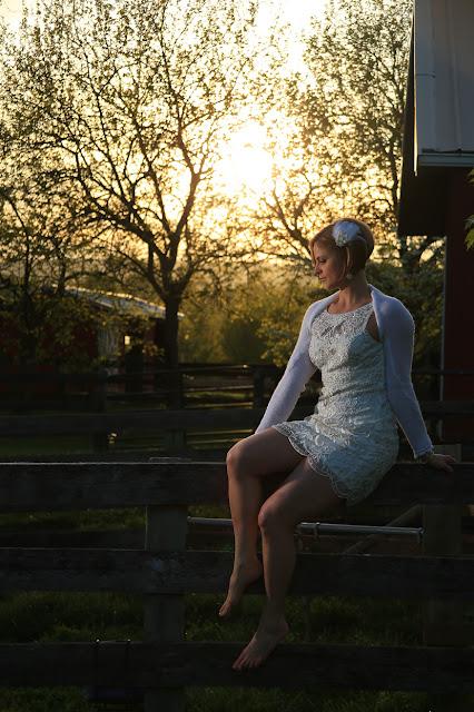 Weatherlea Farm Bridal Portrait