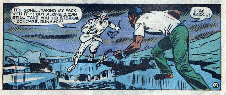 Early Black Comic Book Heroes: Mal Duncan ...