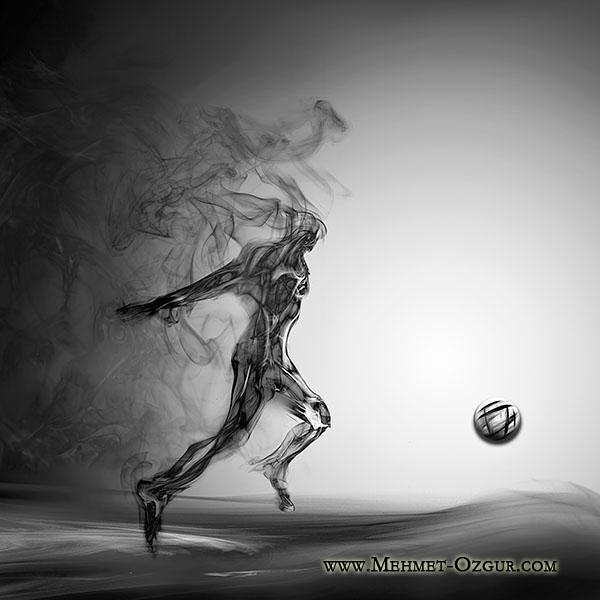 Smoke Art by Mehmet Ozgur