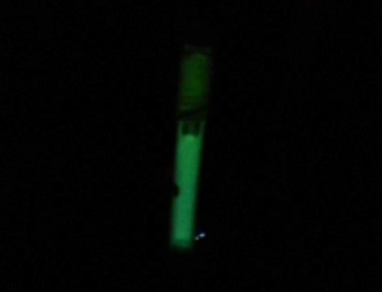 Glow Stick Lure