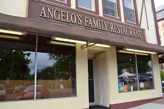 Angelos Restaurant Impossible Update