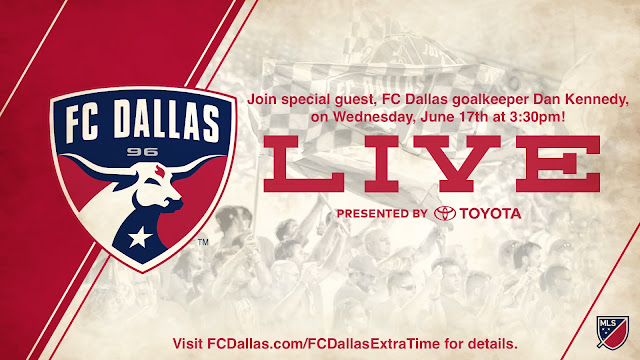 FC Dallas, new media, FC Dallas Live Presented By Toyota