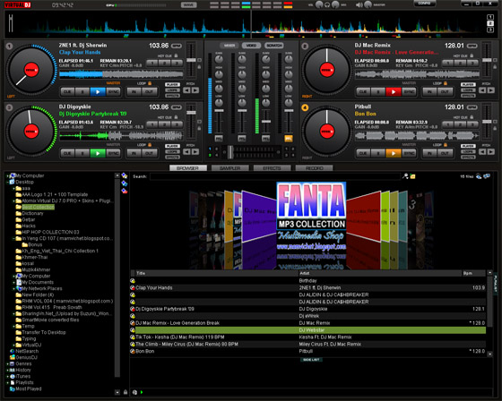 Virtual Dj Pro 2012 With Crack Free Download