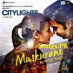 Muskurane ki Wajah Lyrics - CityLights