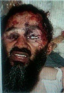 Osama Bin Laden Original Death Image