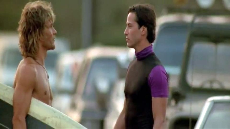 Le llaman Bodhi - Point Break - 1991 - Película de surf