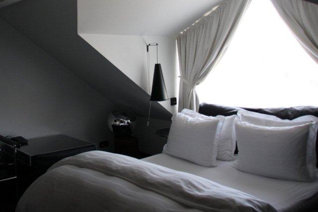 Habitacion en Centerhotel Thingholt, Reikiavik, Islandia