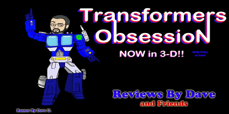 Transformers One Mans Obsession