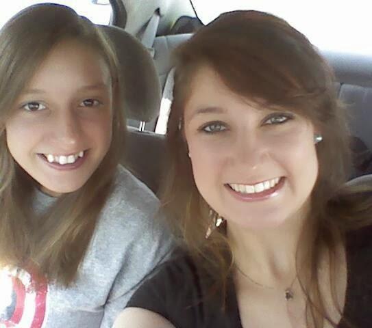Alicia and I