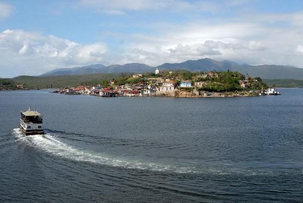 Bahía Santiago de Cuba