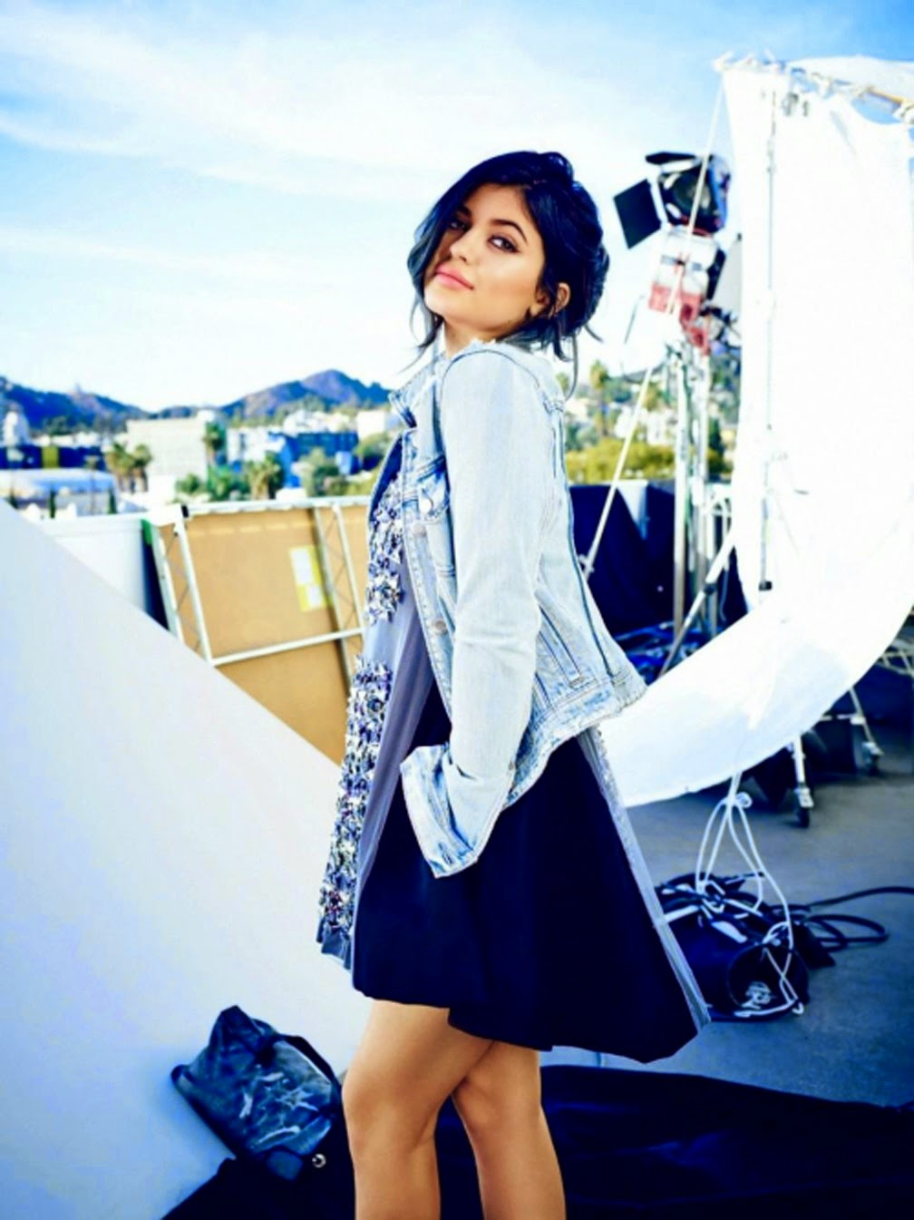 Kylie Jenner Cosmopolitan Magazine