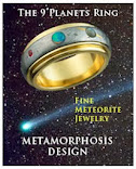 Meteorite Space Rings