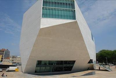 Casa de Música (Porto, Portugal). los edificios mas extraños del mundo. Edificios extraños