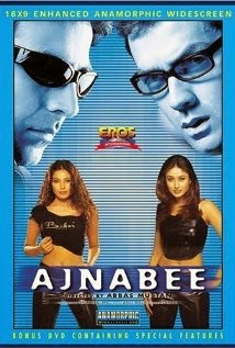 Ajnabee 2001 Hindi HDRip 480p 400mb