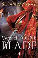 Cover of The Waterborne Blade by Susan Murray
