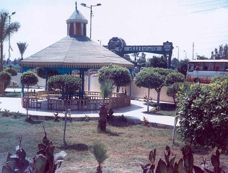 جانب من حديقة أم القرى