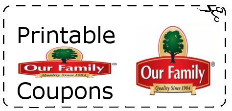 Our Family Coupons