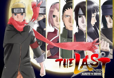 Download Naruto Shippuden Movie 7 The Last Sub Indo