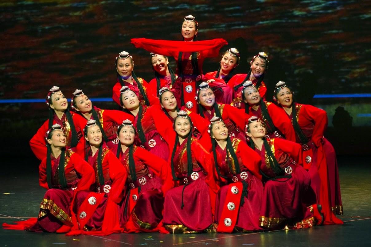 Zang Dance (岁月如歌)