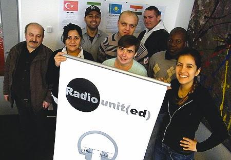 Das neue Radio Unit(ed) - Team