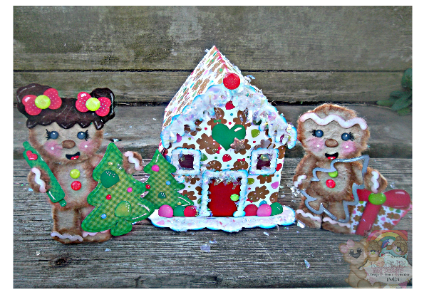 Kadoodle Bug Designs Holiday Blog Hop (November 2015)