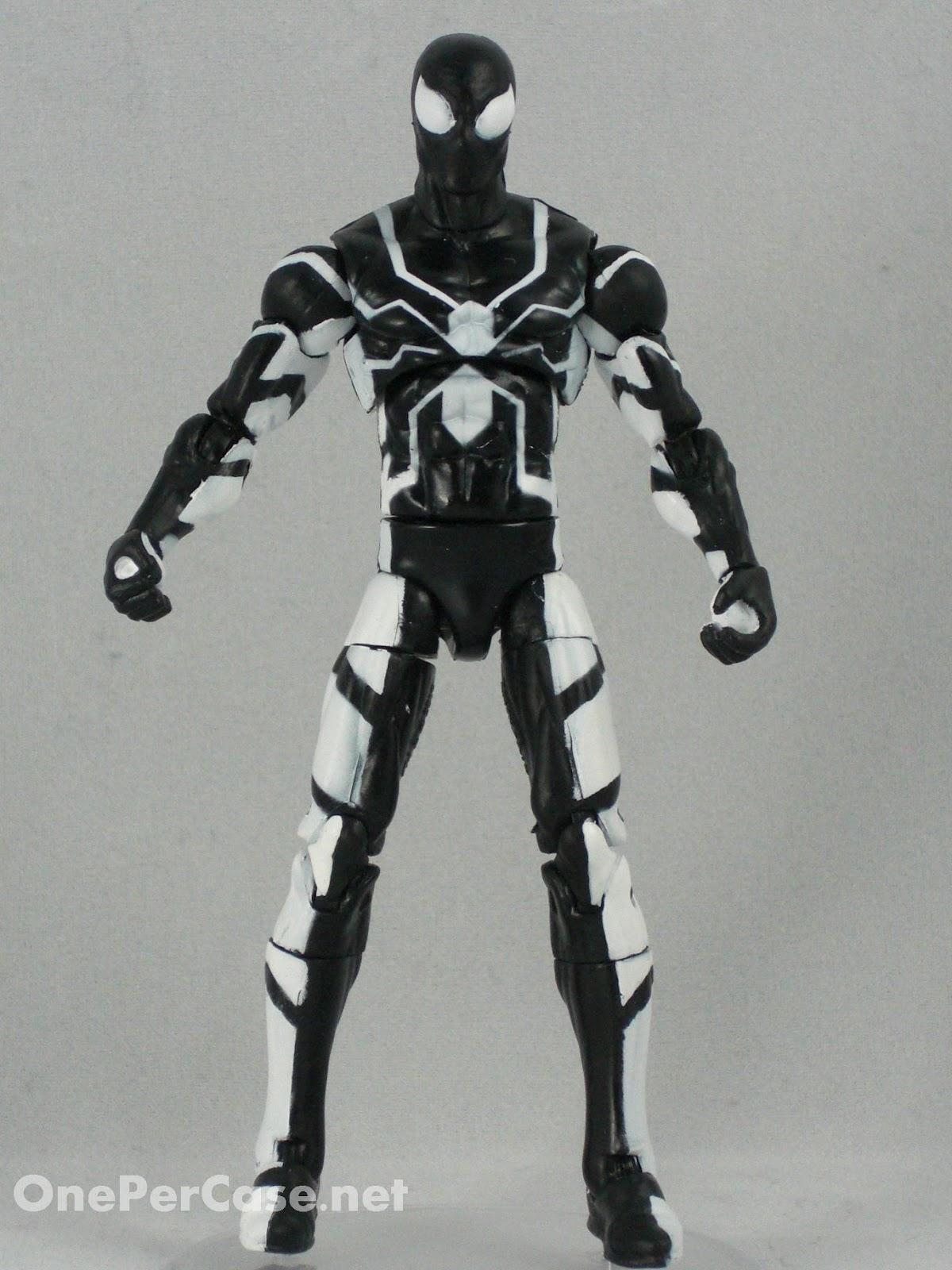 one per case marvel universe black costume spider man u0026 dr
