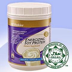 Energizing Soy Protein (ESP)