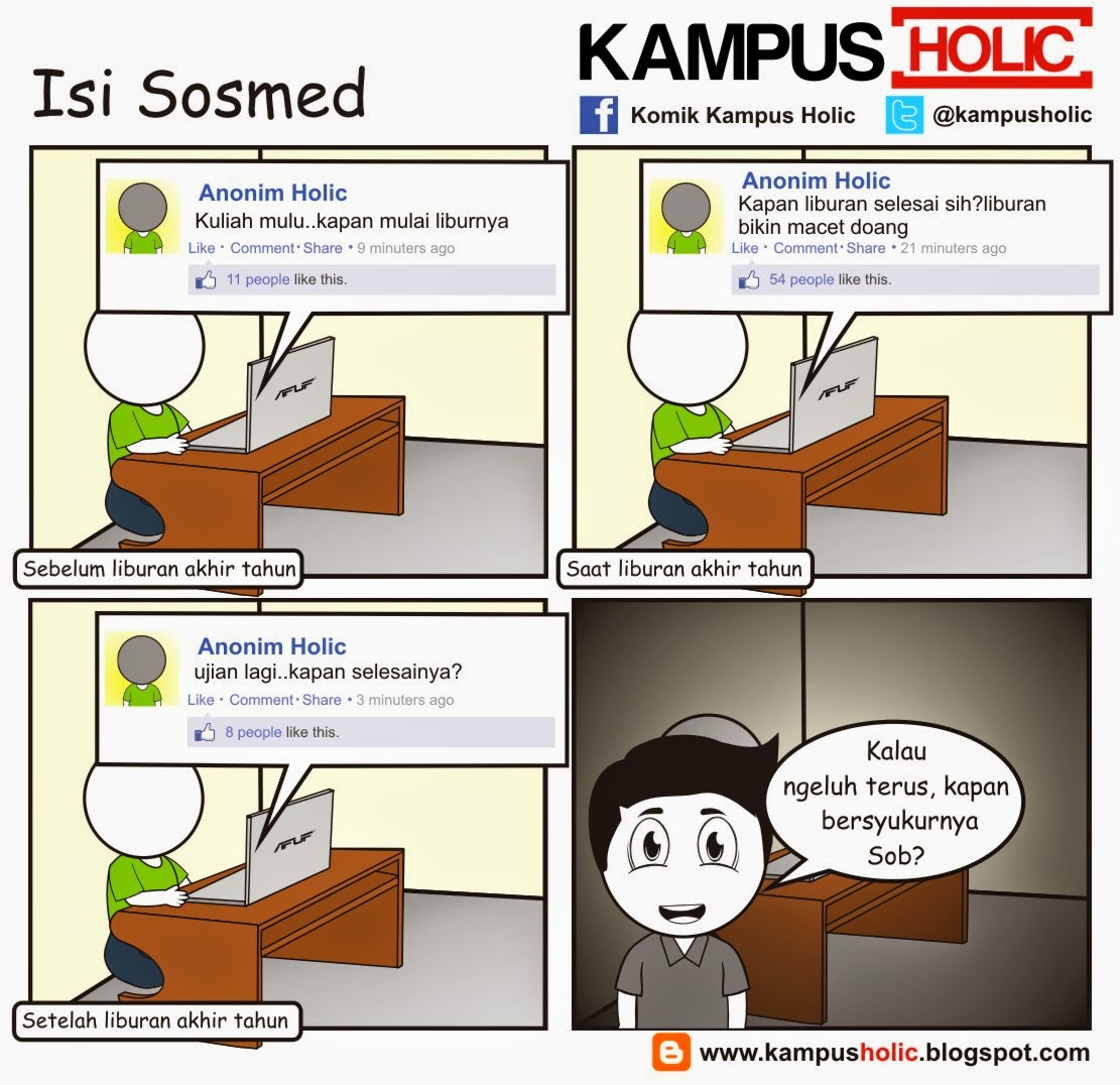 #761 Isi Sosmed